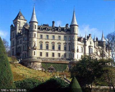 Величественнейшие и красивейшие замки мира (pack 1 - 2)