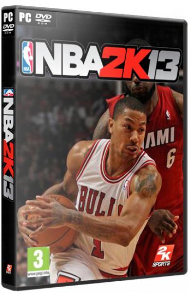 NBA 2K13 (2K Sports) (English [multi 7]) [L]