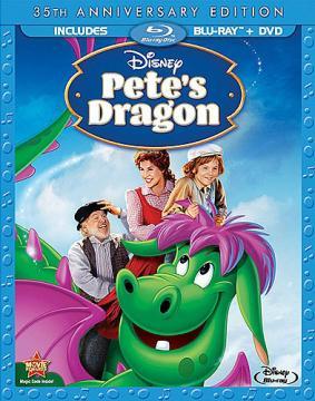 Дракон Пита / Pete's Dragon (1977) BDRip 720p
