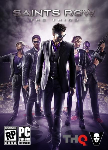 Saints Row.The Third.v 1.0.0.1u4 + 19 DLC (Акелла) (RUS, ENG, Multi9  ENG) [Repack] от Fenixx